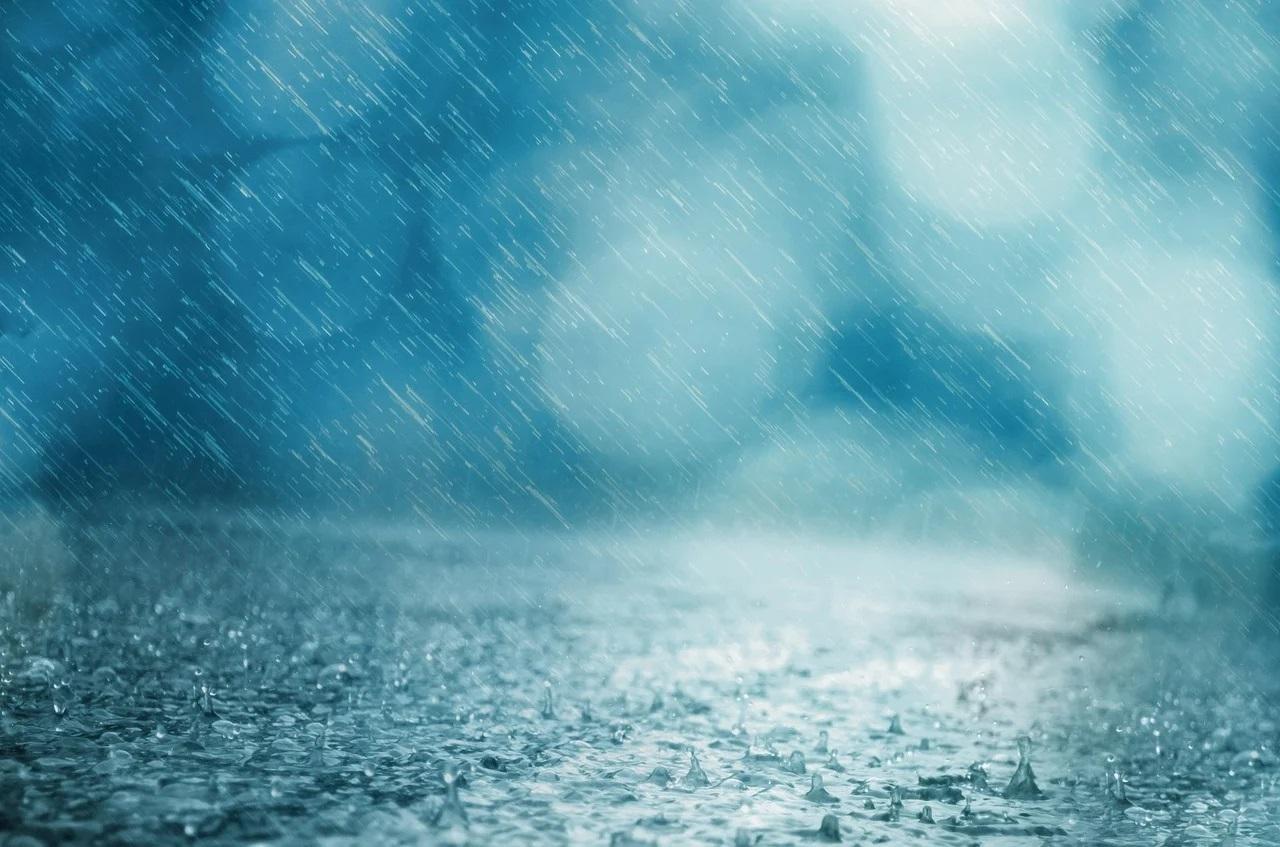 Padající kapky