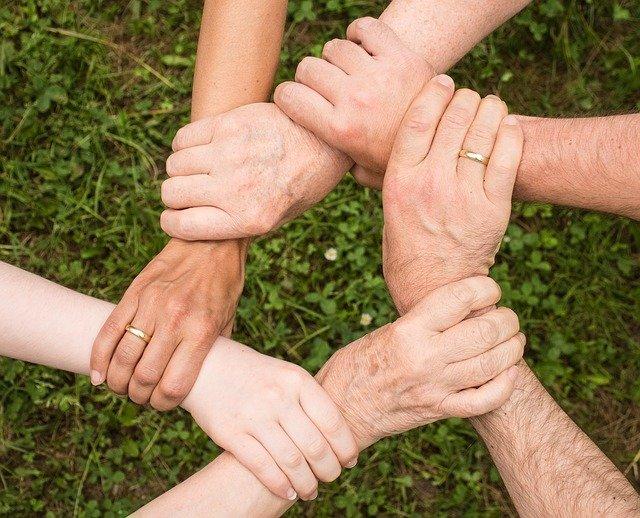 soudržnost lidí
